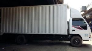 Sewa mobix box, truk, wingbox di Tangerang