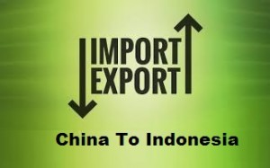 Freight Forwarder China to Indonesia