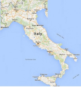 Indonesia Freight Forwarder to Italy