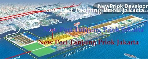 New Port Tanjung Priok Jakarta