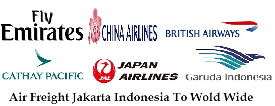 Air Freight Jakarta Indonesia