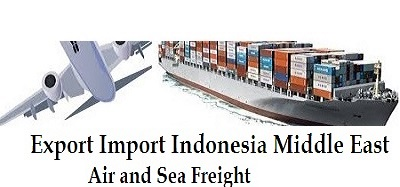 Export Import Indonesia Middle East