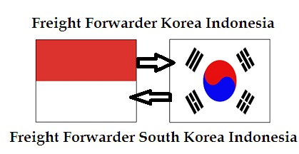 Freight Forwarder Korea Indonesia