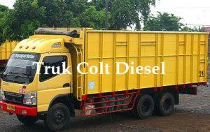 Sewa Truk Terbuka Colt Diesel