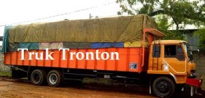 Sewa Truk Tronton