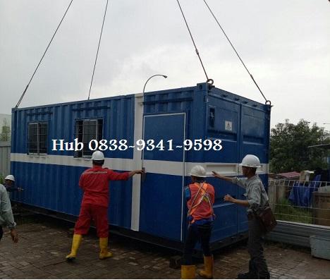 Jasa Sewa Container Office Jakarta